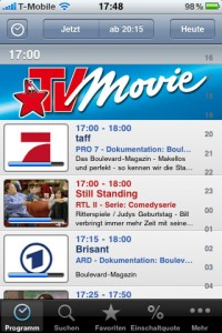 TV Movie Fernsehprogramm