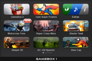 Gamebox 1 App-Test auf appdamit.de
