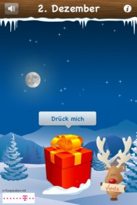 Adventskalender für iPhone
