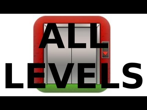100 Floors – alle Level – Walkthrough (Update)