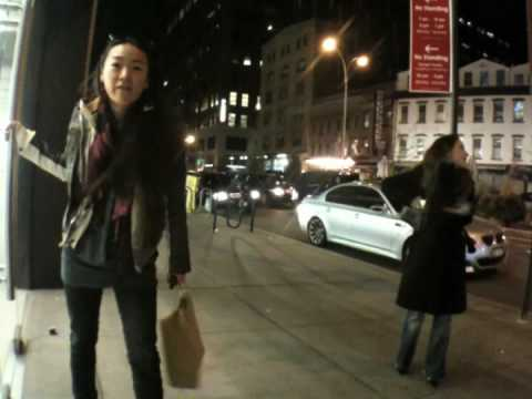 The Super Glue iPhone Prank – 2009 Wired Store NYC (Shot on an iPhone 3gs and OWLE bubo)