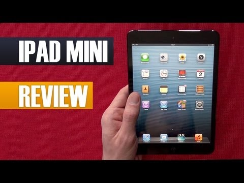iPad Mini – Review – HD